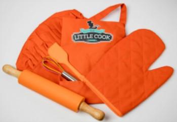 Baking kit orange