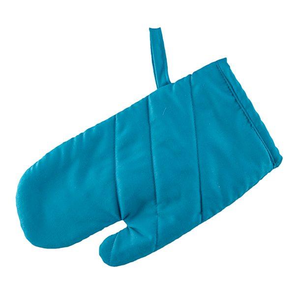 Oven Mitt Blue