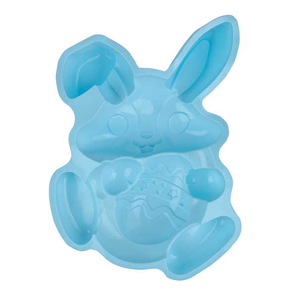 Easter Bunny Silicone Cake Mould