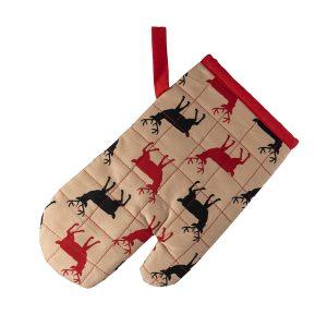 Kids Oven Mitt Reindeer