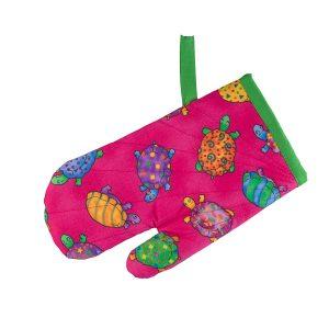 Kids Oven Mitt Turtle