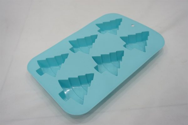 Silicone Christmas Tree Cake Mould