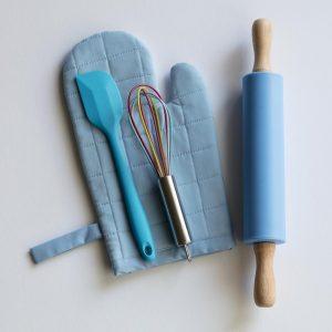Blue Pastry Kit